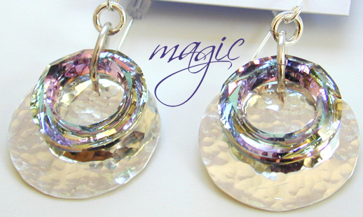 Handmade Jewellery and Hair Accessories by Vancouver Crystal Jewelry