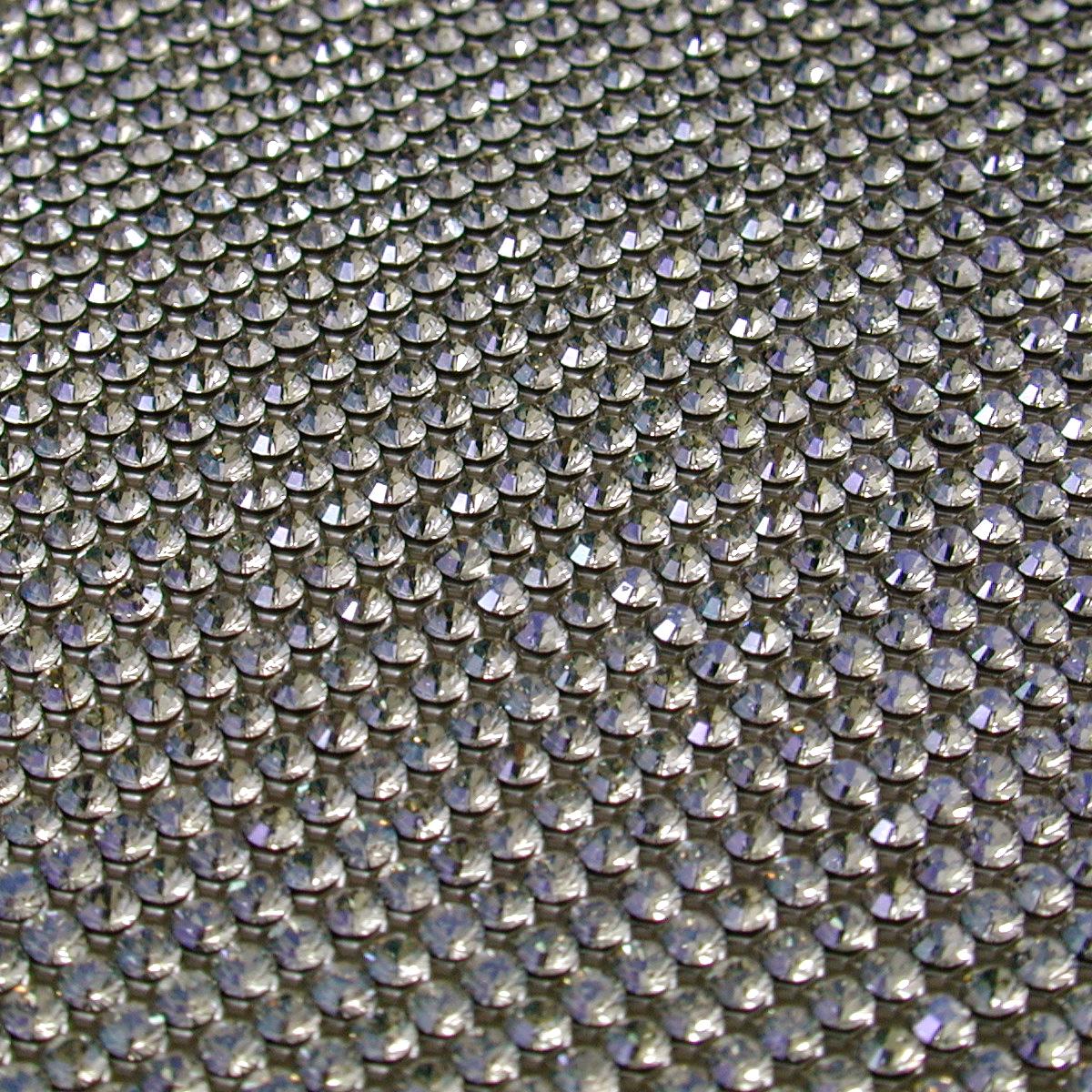 Swarovski Elements Crystal Mesh into jewelry